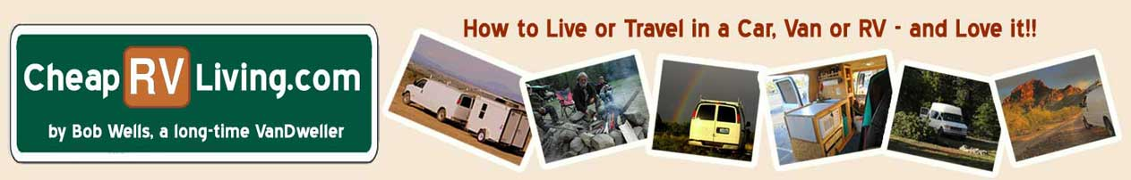 Cheap RV Living.com